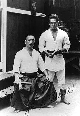 profCahill_Okazaki_1932