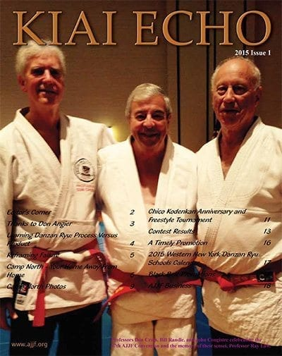 Kiai Echo 2015 Issue 1