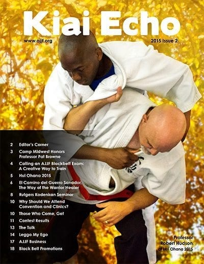 Kiai Echo 2015 Issue 2