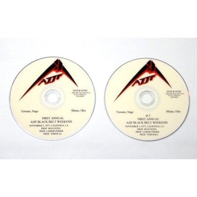 First AJJF BB Weekend 1977 2-Disk Set