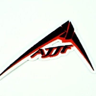 Flash Logo Patch