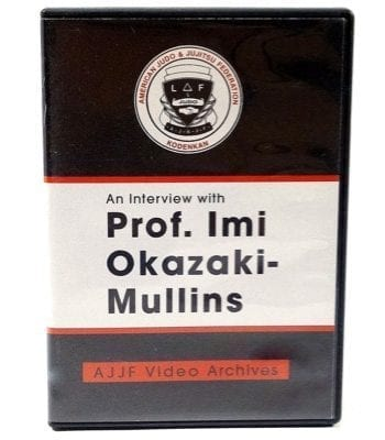 Interview with Professor Imi Okazaki-Mullins
