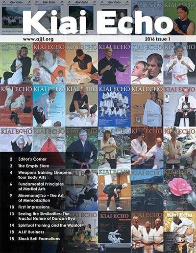 Kiai Echo 2016 Issue 1