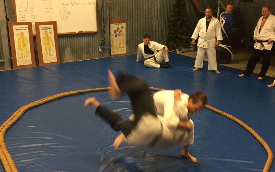 Palmetto Jujitsu Academy Annual Sumo