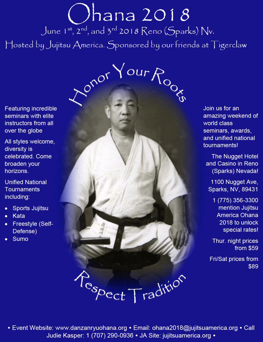 Reno Calendar June : Ohana june reno sparks nv the american judo