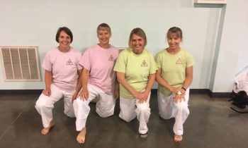 Four Friends on a Journey: AJJF North East Region Spring Clinic 2017 – by Tiffiny Evans