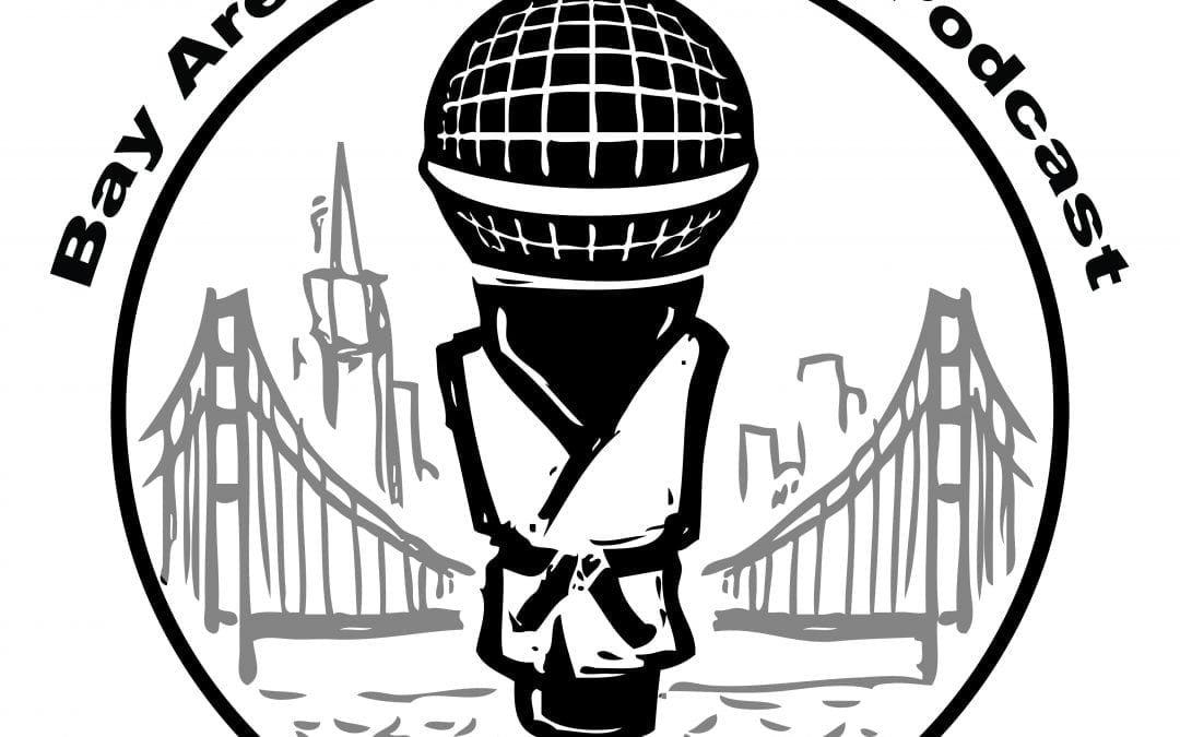 DZR and life outside of the Dojo, Pete St. Pierre speaks with Bay Area MA Podcast