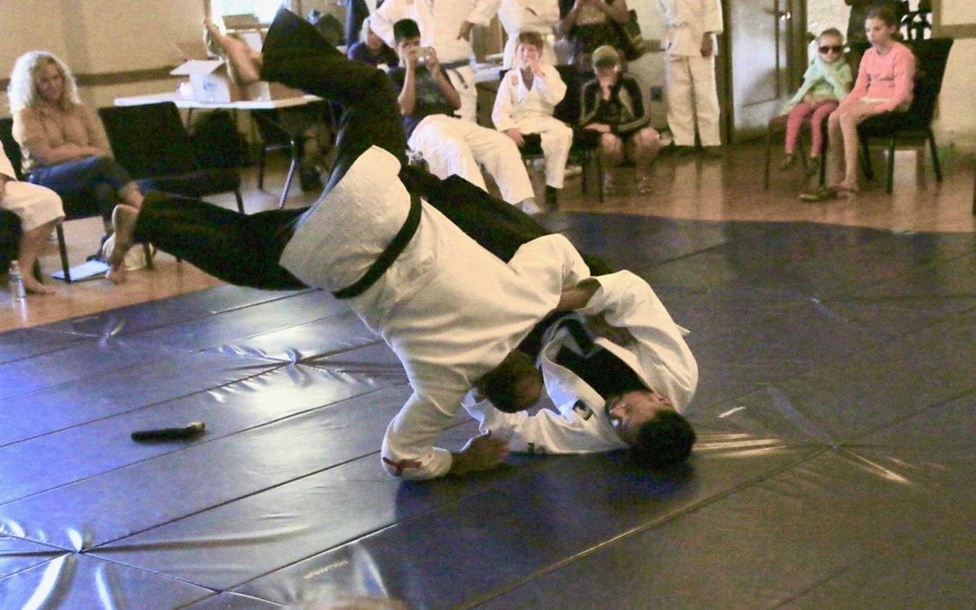 Wasenshi Kan Martial and Healing Arts September 2018 AJJF Freestyle Contest Results – by Nerissa Freeman