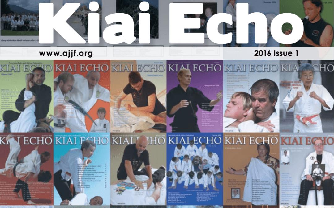 Kiai Echo March 2020 – February 2021