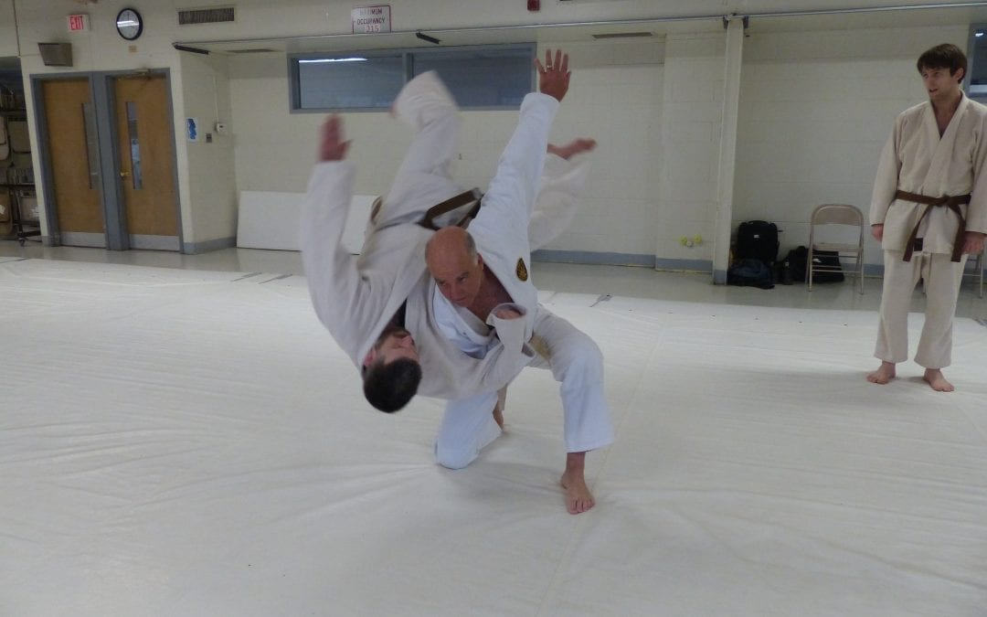 I Mua, Motion, Movement through Danzan Ryu Jujitsu – by Monica Villanueva & Kerry Sego