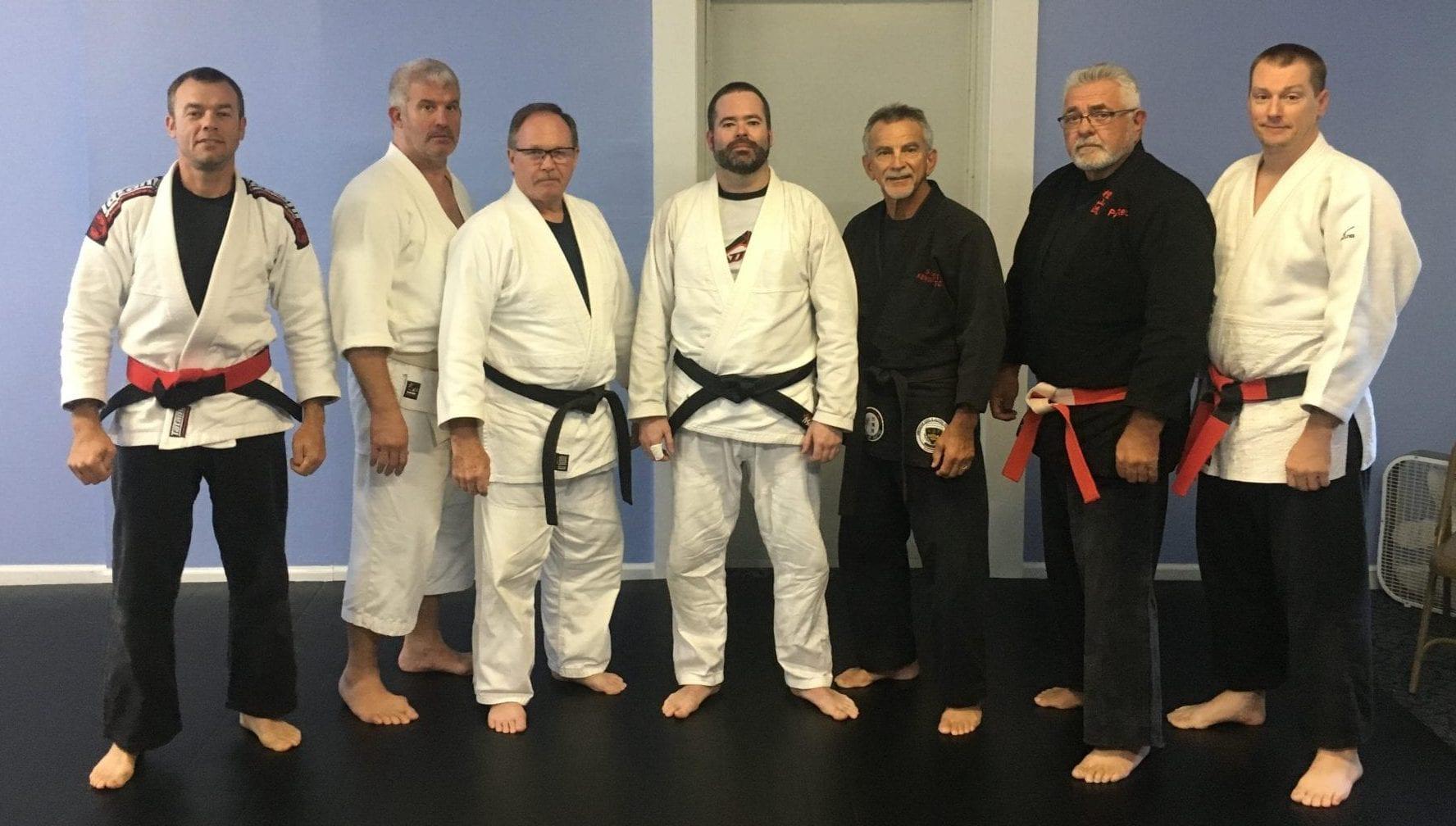 Black Belt Examinee group