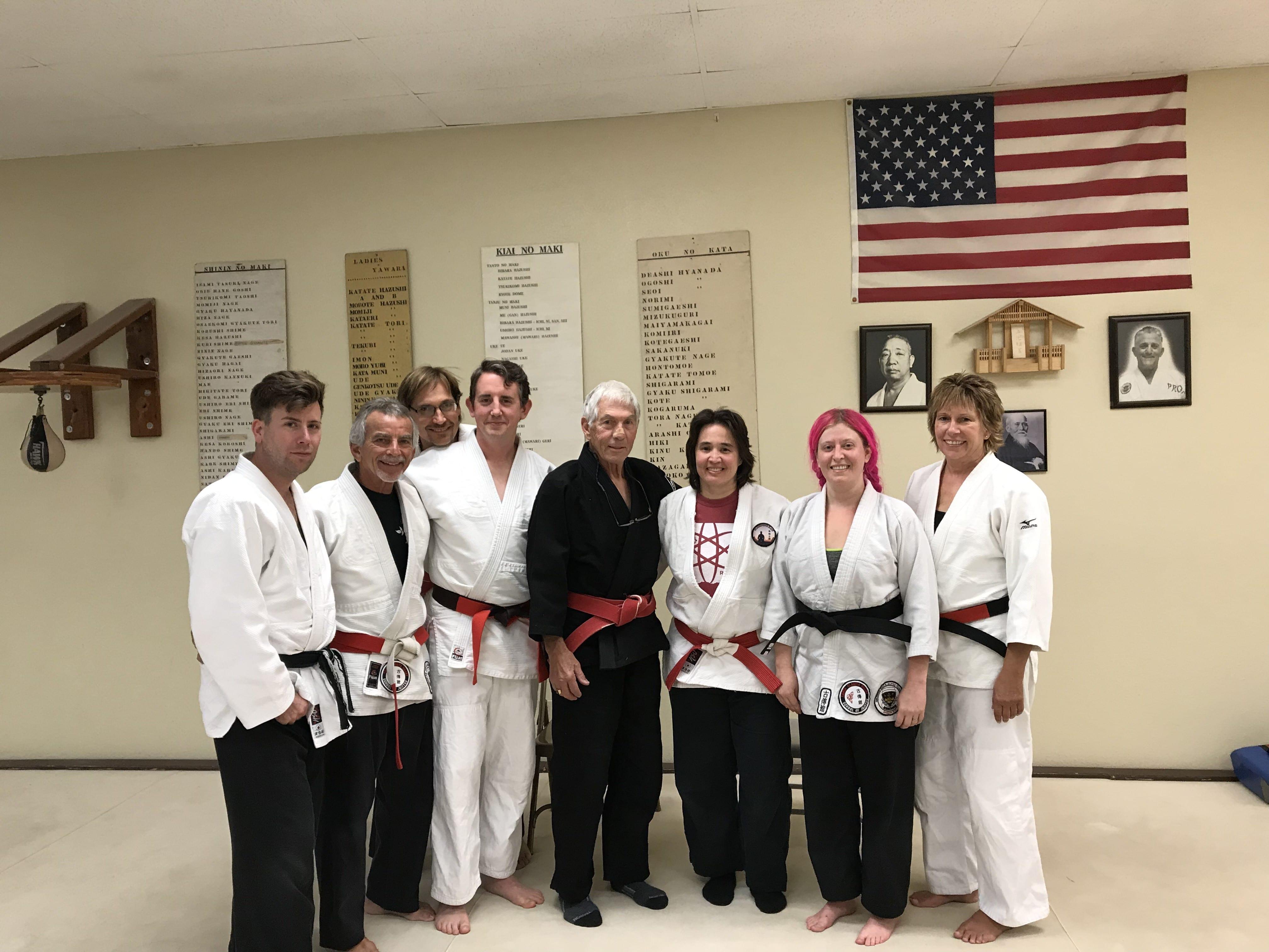 Tara Campese Black Belt Promotion Group