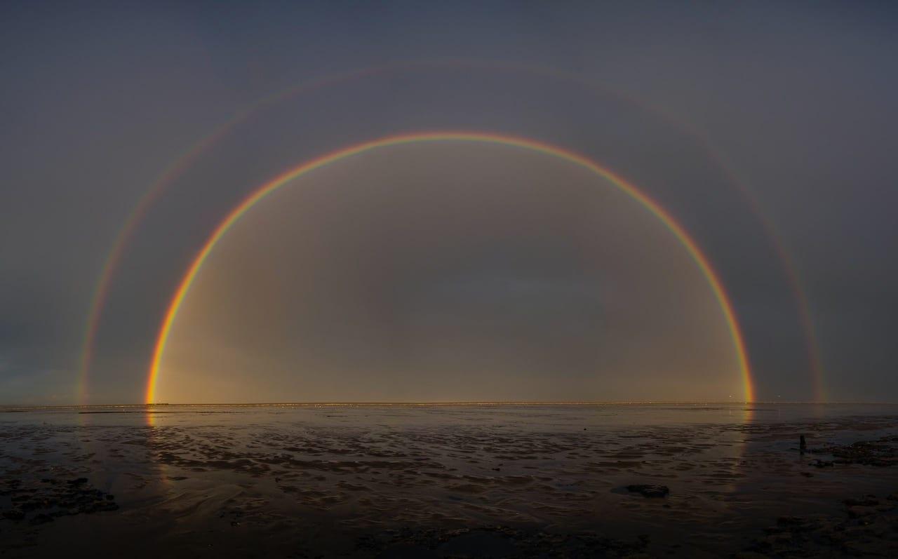 Rainbow Image Credit Thanks to Zoltan Tasi @zoltantasi for making the first photo available freely on Unsplash 🎁 https://unsplash.com/photos/kV9d-kkvlKw